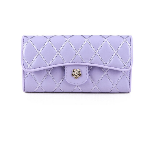promotional travel magic genuine snake leather wallet