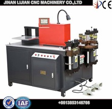 high quality anti-slip roller type busbar leveling machine with low price