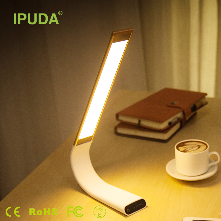 Contemporary Morden Touch Control Reading Lamp with CE/FCC/ROHS