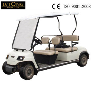 Luxury 4 Seaters Electric Golf Buggy (Lt_A4)