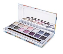 14-Color Eye Shadow & Highlighter Palette FREE SHIP