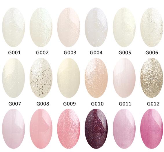 204 colors free arts supply samples uv gel ,nail polish ,led uv gel nail polish