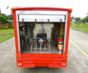Electric Fire Fighting Truck for Sale