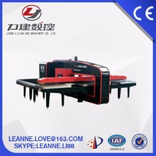 Metal Sheet Processing CNC hydraulic Turret Punching Press Machine a b c d units