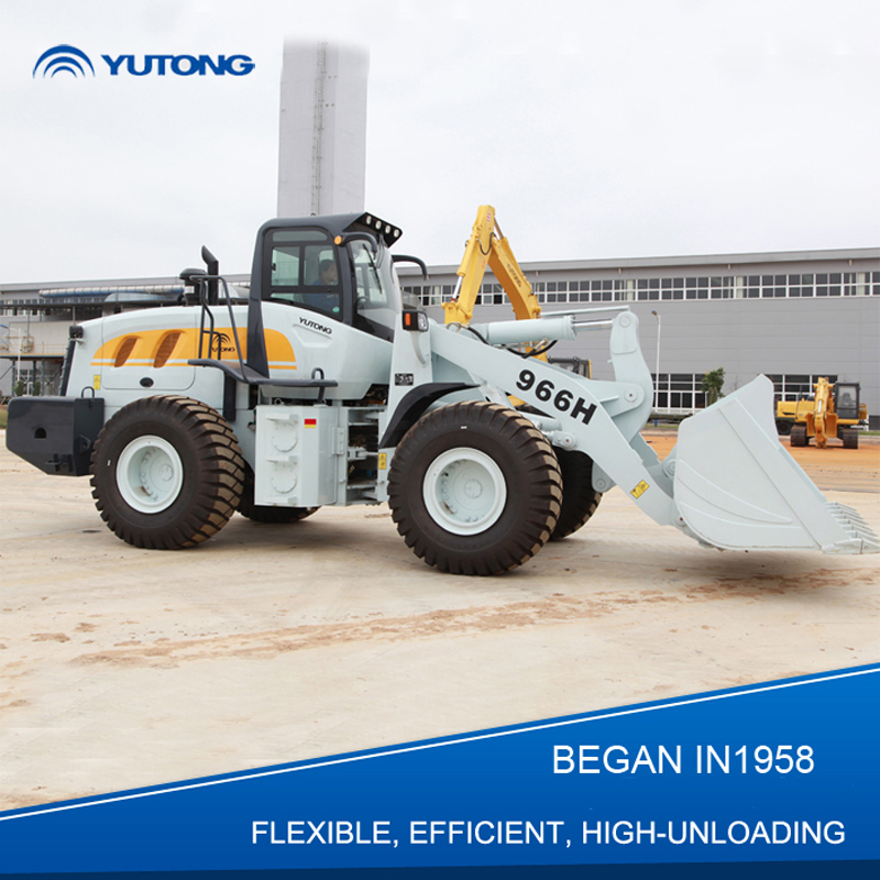 Factory Made Hot Sale 6 Ton Ton Wheel Loader