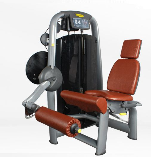 Seated Leg Extension leg stretching machine