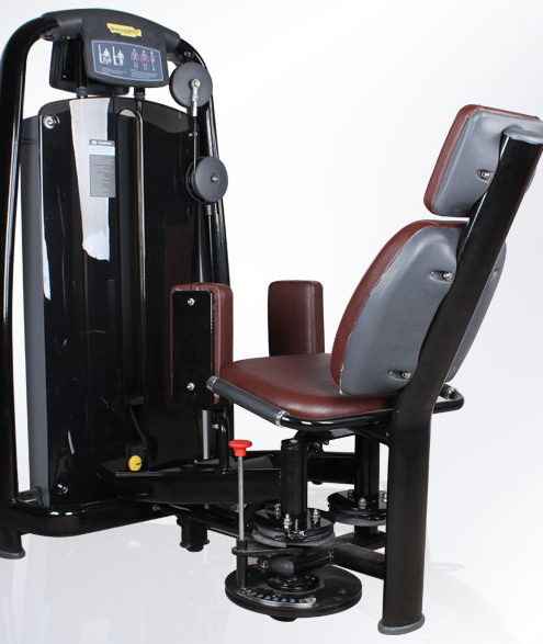 Adductor abductor machine abductor adductor exercise machine