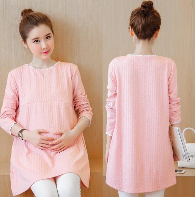 zm51722a 2016 Best selling maternity clothes fashion nursing breastfeeding dress