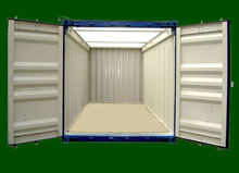 20ft open top container (hard)