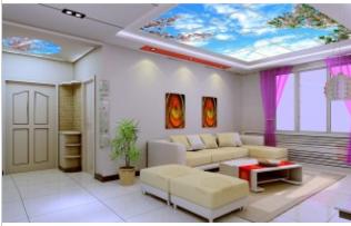 Mood Panel 600*600 LED Flat Panel Light Ce RoHS LED Wall Panel
