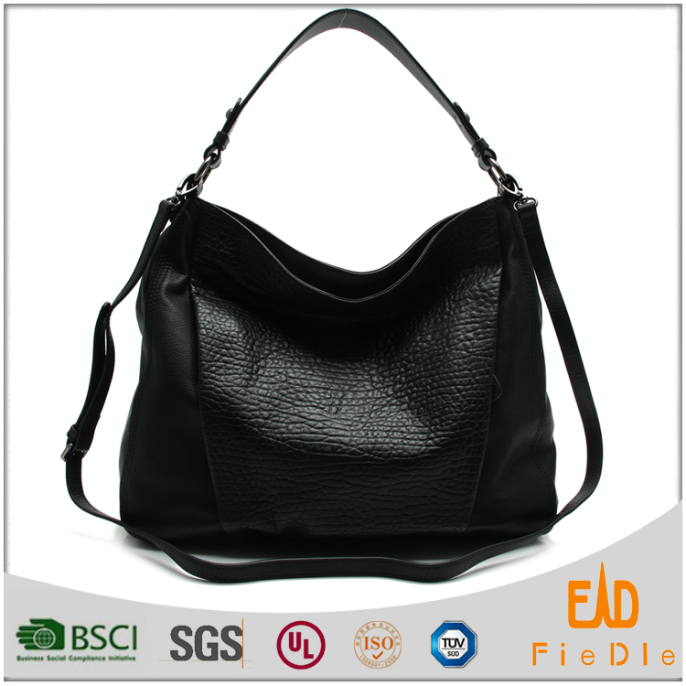 CSN2201-001 2016 new design Elegant fashion trend brand lady leather handbag casual hobo bags women