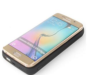 100% True Capacity 6000mAh Portable Mobile USB External Power Bank (HB-15 B)