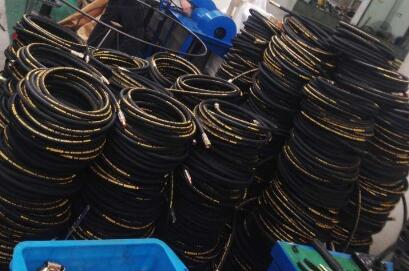 High Pressure Washer Hose - Super Abrasive Resistant Cover For Use With Your Hot or Cold Water High Pressure Washer