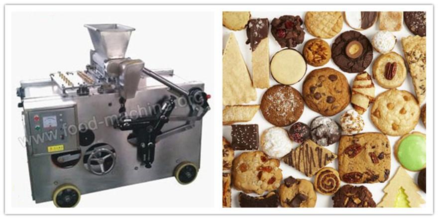 Multifunctional Cookies Forming Machine