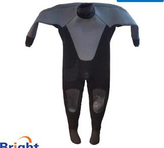 7mm neoprene scuba diving dry suit