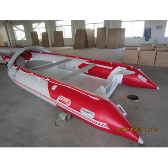 Aluminium rib Boat
