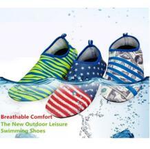 aqua beach surfing beach swim rubber beach water walking shoes anti-slip water shoes