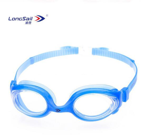 Single Sliding Adjustment Youth and kids swimming goggles