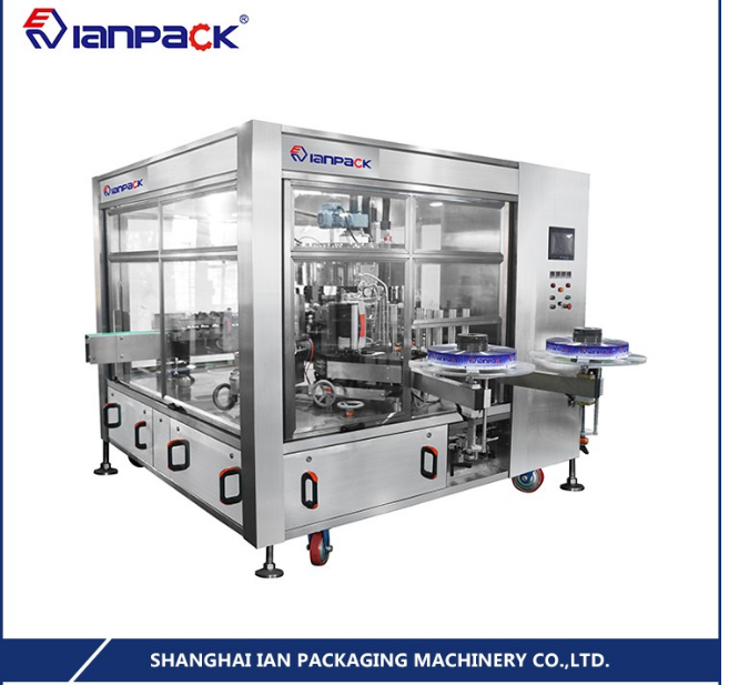 Fully Automatic Shrink Sleeve Labeller