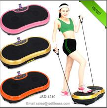 Popular Vibration Machine Crazy Fit Massage Manual