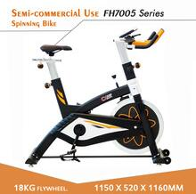 NEW FITNESS EQUIPMENT GYM USE SPINNING BIKE