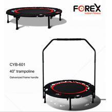 indoor trampoline fitness exercise equipment trampoline