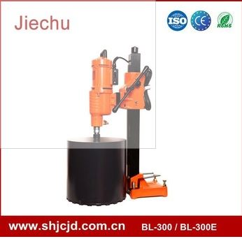 diamond core dril equipment for reinforced concrete and rocks