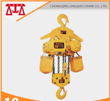 15t electric chain hoist with competitive price