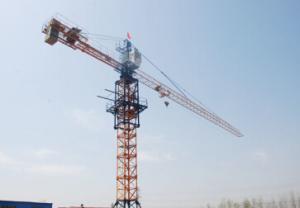 HS6520P-8T Flattop Tower Crane