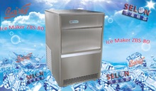 Hot sale free standing Ice Making machine ZBS80