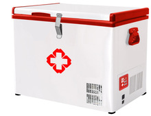 professional portable upright cooling mini medical fridge
