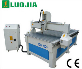 hot sale with lubrication system and dust collector cnc router 1325