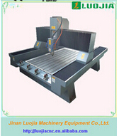 heavy duty strong structure cnc router machine for granite stone