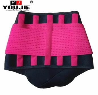 high quality heated belly slimming belt