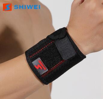 New Adjustable Sports Wrist Brace Wrap Bandage Support Gym Strap Wristband