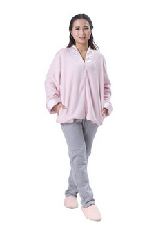Wholesale adult fleece beverly hills hotel pajamas