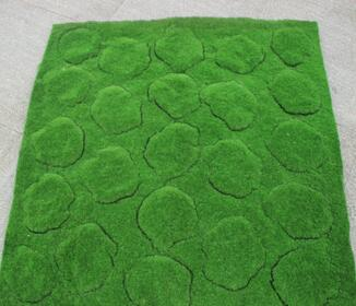 Artificial moss carpet decorative plastic artificial moss mat cheap artificial moss