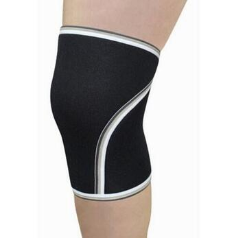 Neoprene crossfit 7mm knee sleeve for sports