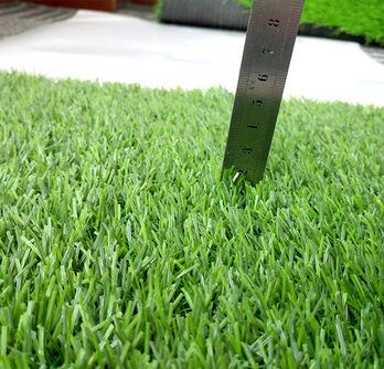 China PU Backing Natural Look Landscaping Grass
