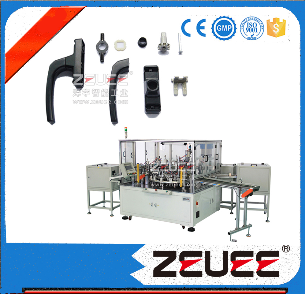 Plastic-steel Door Handles Automatic Assembly Machine