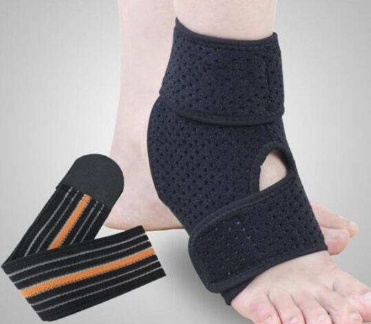 2016 Aofeite Flexible Ankle Bandage, Foot Ankle Orthopedic Injure Protector