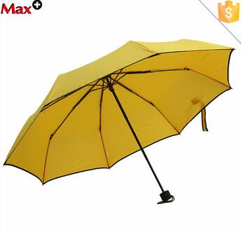 Best selling 3 fold corporate giveaway umbrella wholesale