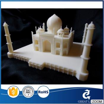 Offering Custom 3D Protyping Printing Resin Model Kit Statue