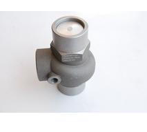 min pressure valve