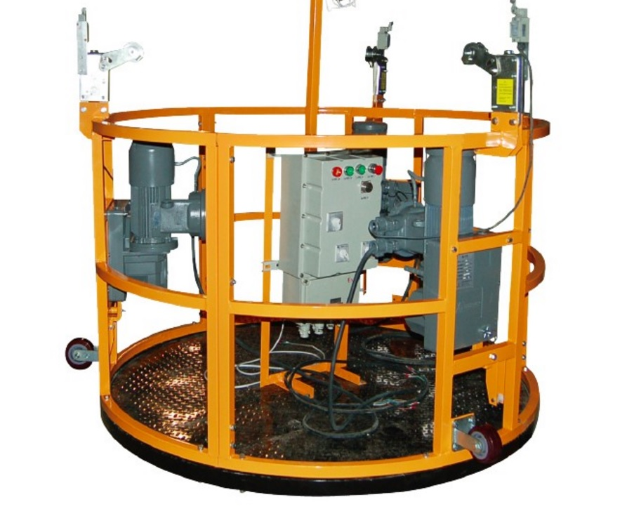 Special customized explosion-proof suspended platform