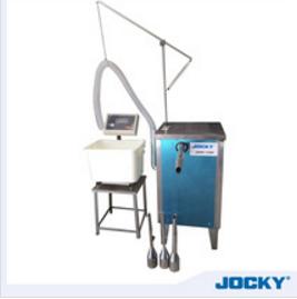 JKDF-15EP plastic basket down filling machine velvert stuffing machine