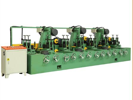 Manufacturer of Pipe Polishing Machine in India