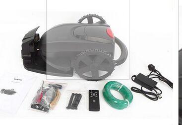 Full Electric Robot Lawn Mower With Ultrasonic Sensors JT-RLM01