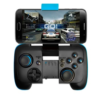 New design laptop joystick Android wireless bluetooth game controller