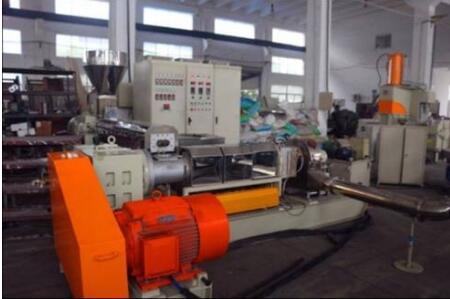 Carbon black master batch production line